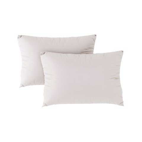 Premium pillow case 01 Smoke grey (2pcs)