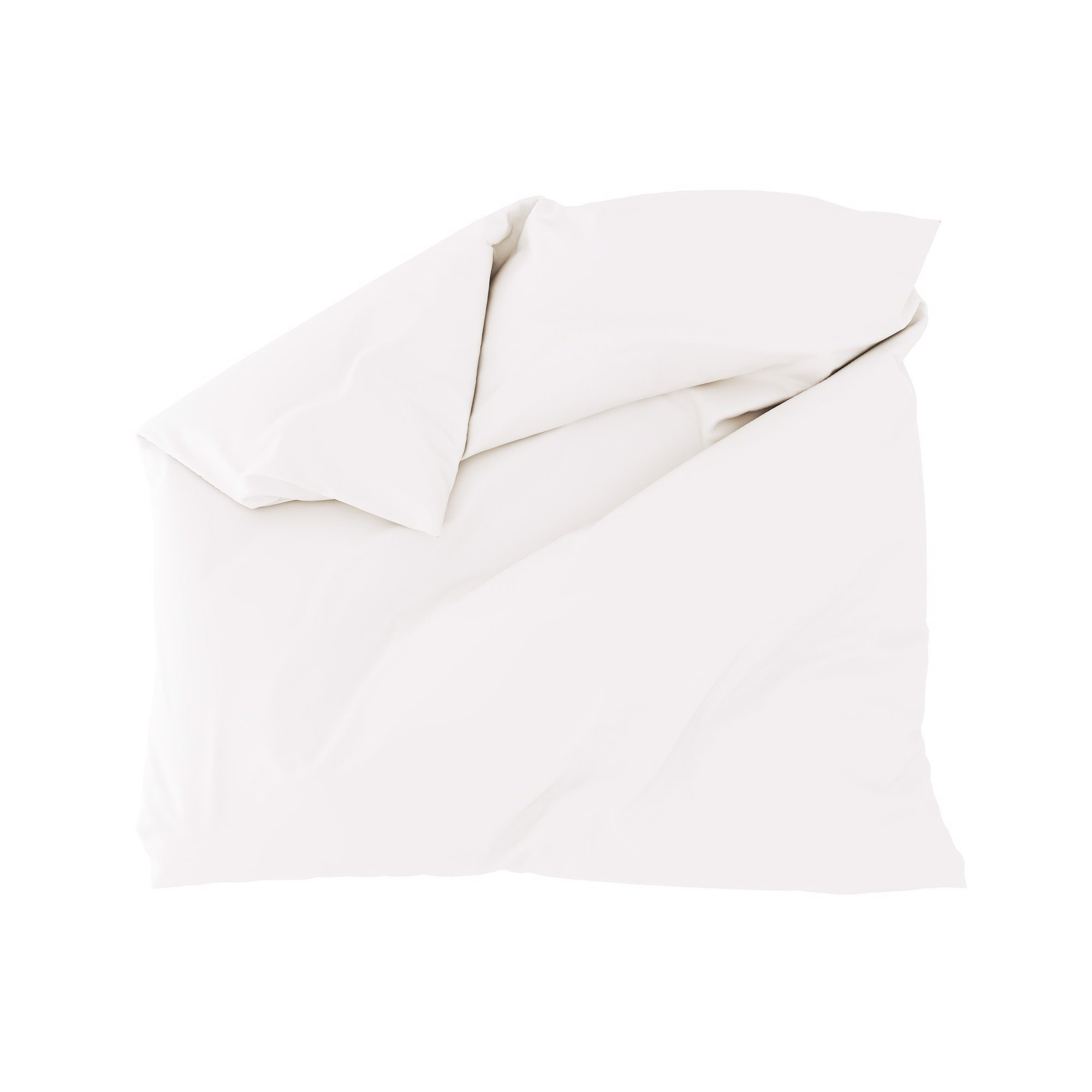 Tencel duvet cover 01 White cream