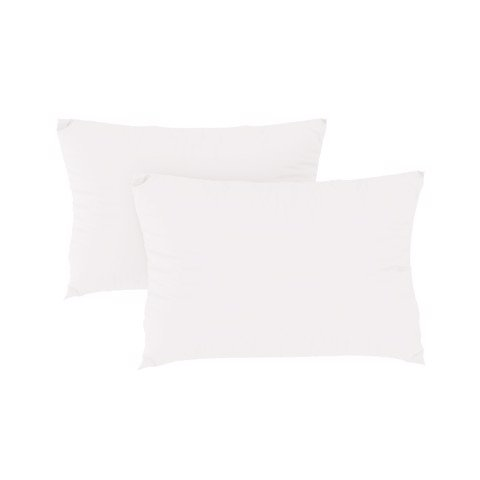 Tencel pillow case 01 White cream