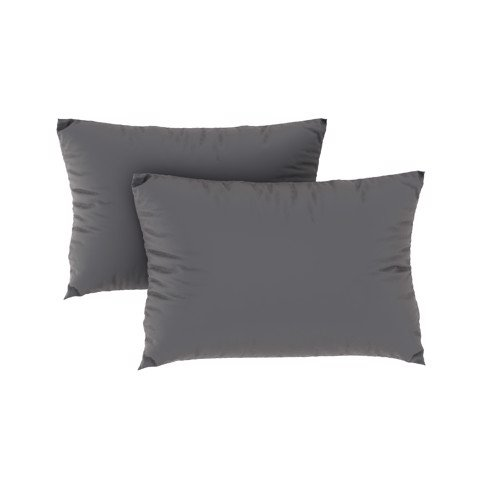 Tencel pillow case 04 Grey