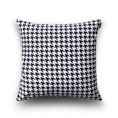 Cushion cover 65 Houndstooth