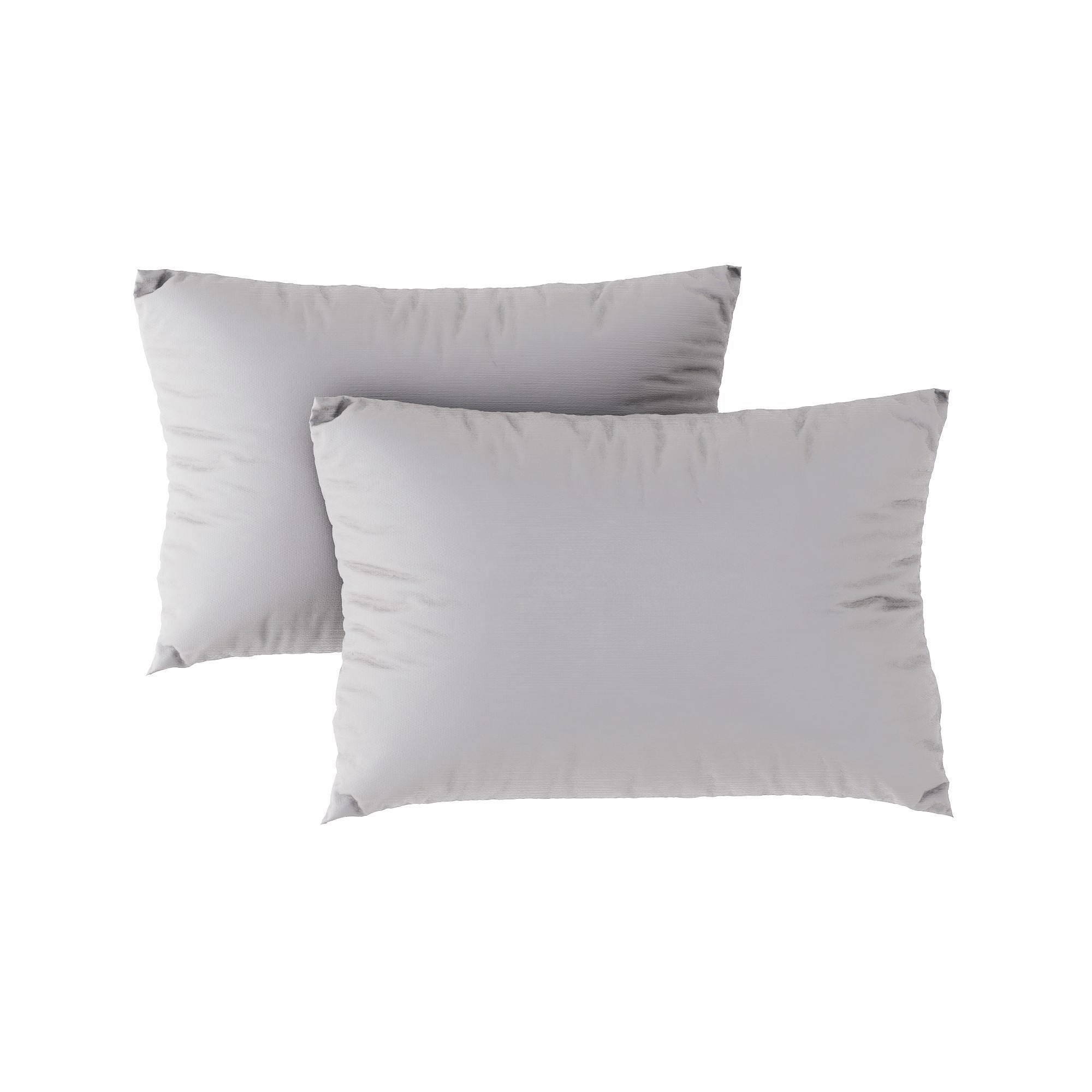 Premium pillow case 06 Grey (2pcs)