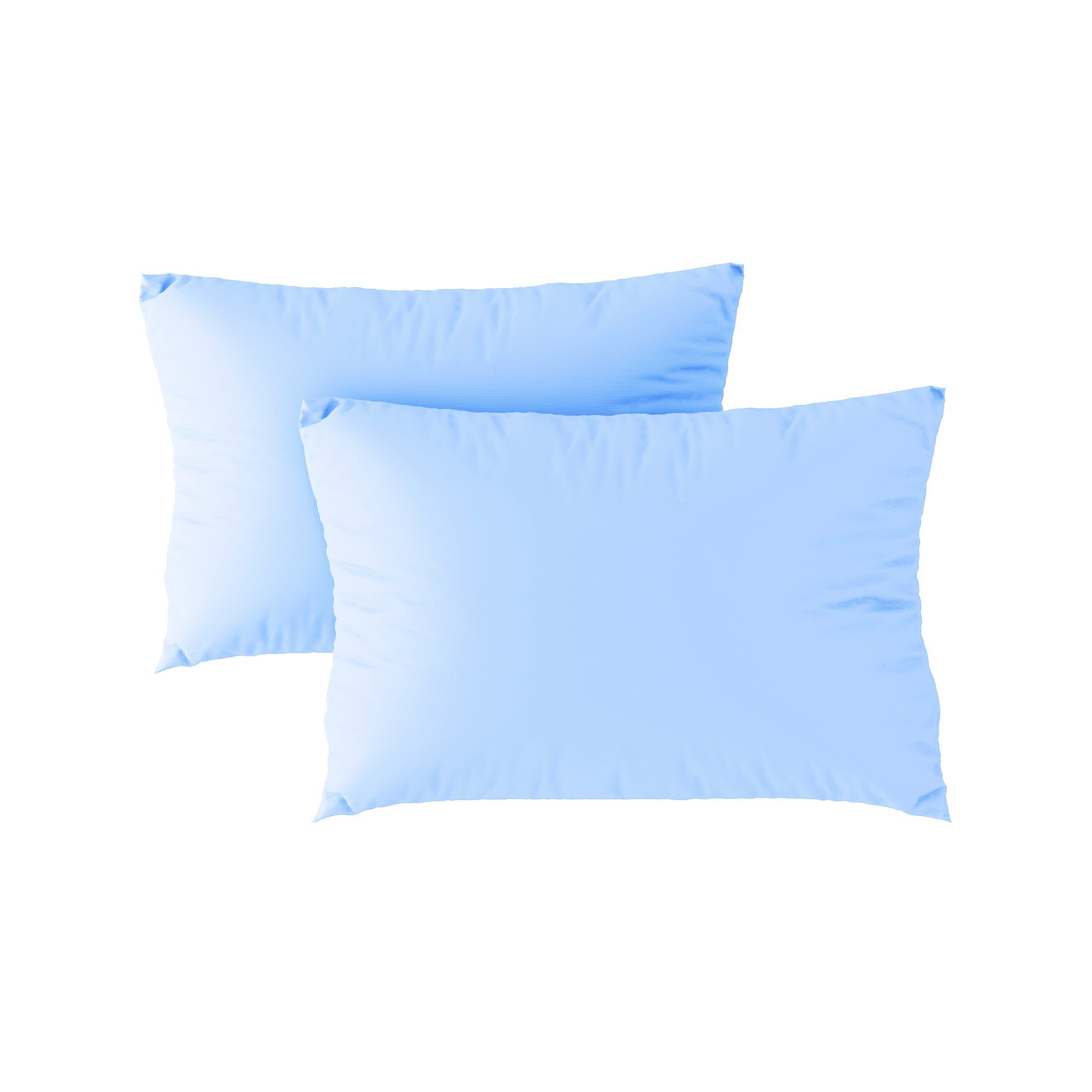 Standard pillow case 07 Sky blue (2pcs)