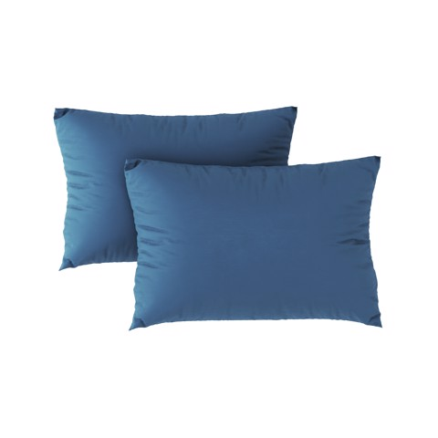 Premium pillow case 09 Habour blue (2pcs)