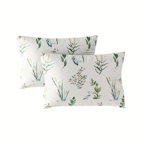 Pillow case 130 Floral garden