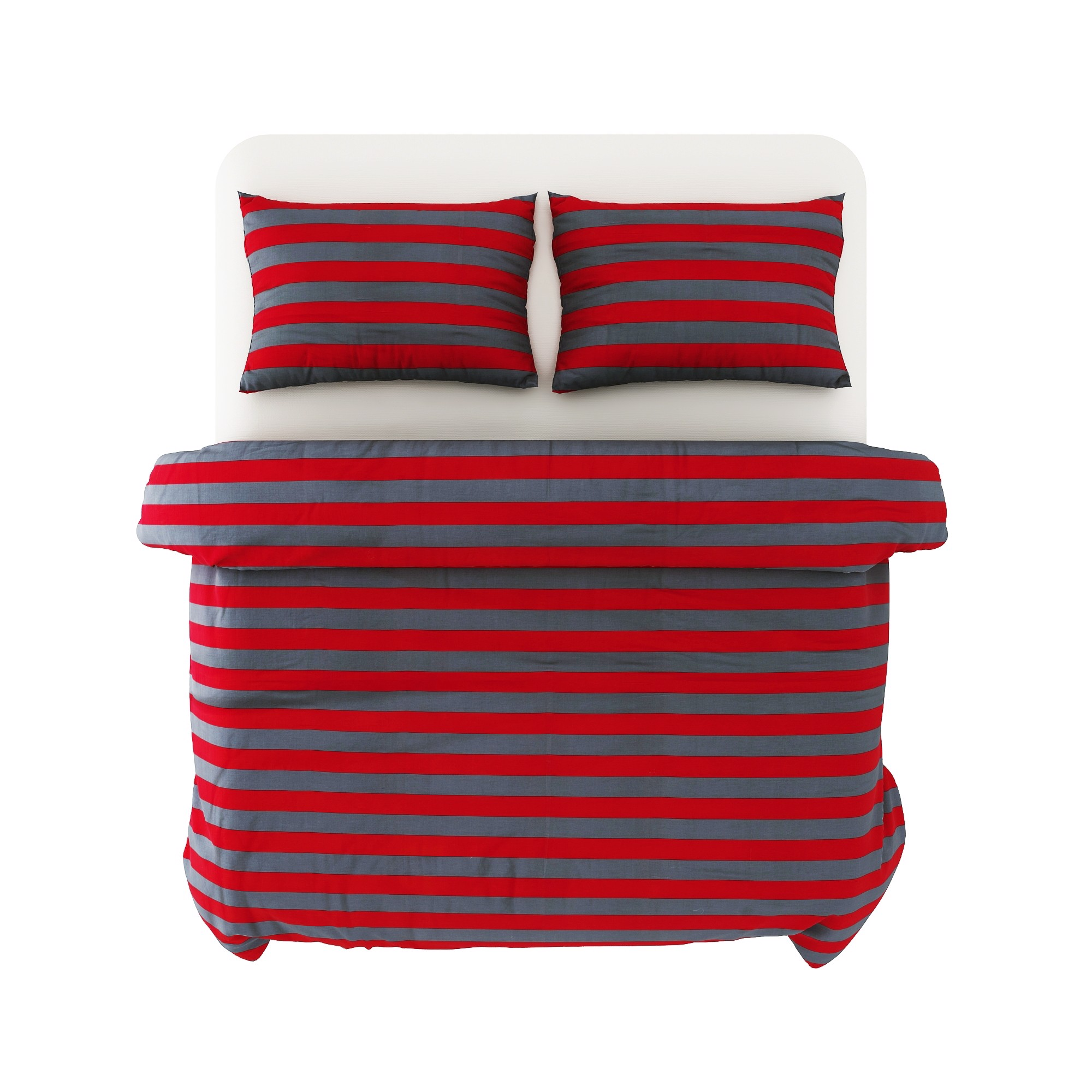 Best price 113 Red and dark grey stripe