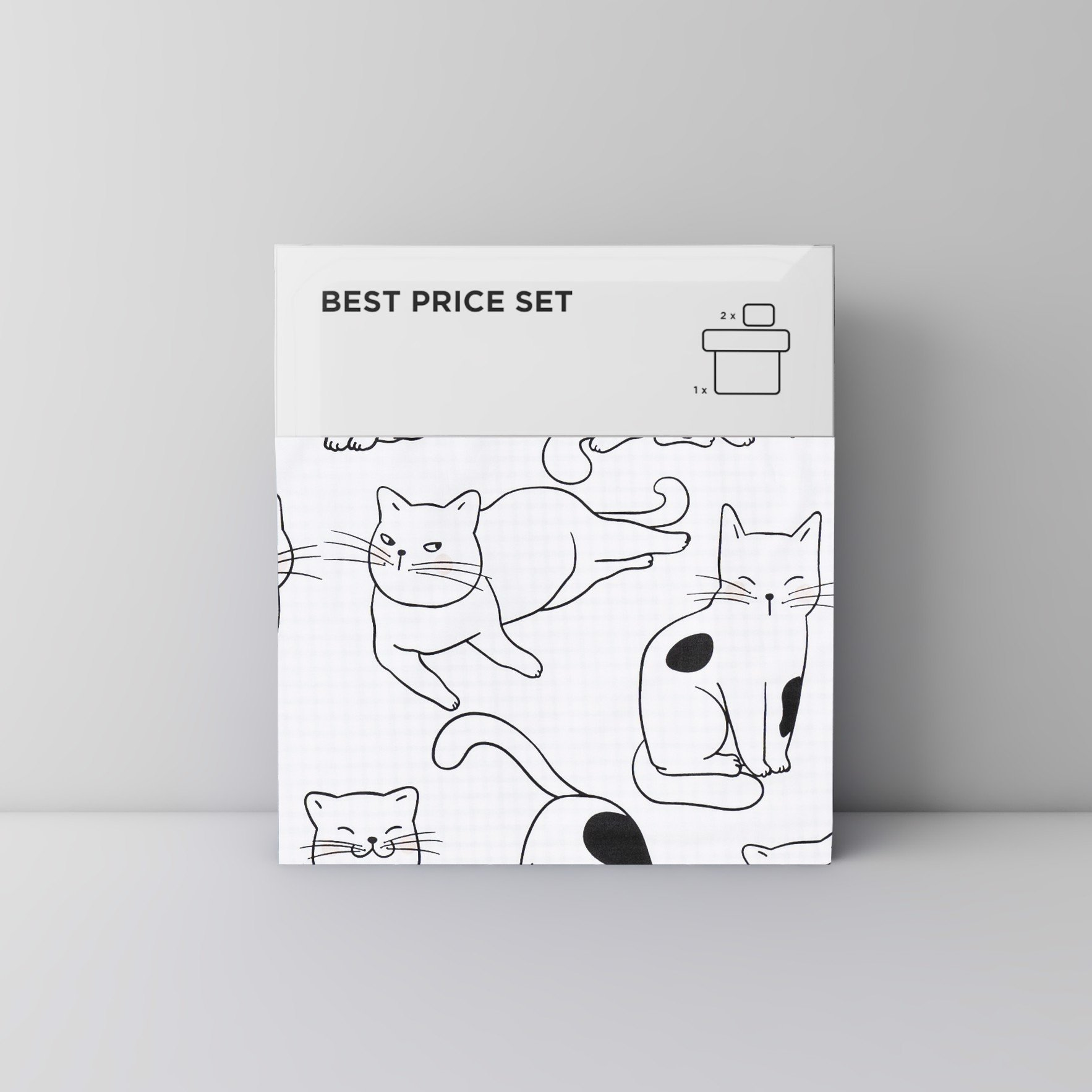 Best price 114 Cats