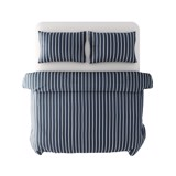 Best price 155 Navy and White Stripes