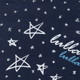 Best price 157 White stars on navy blue