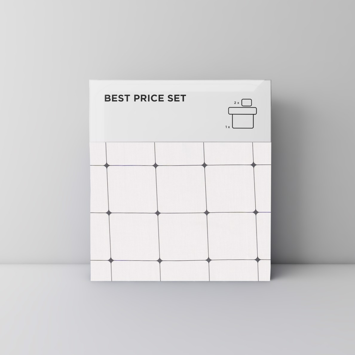 Best price 159 Two sides grid