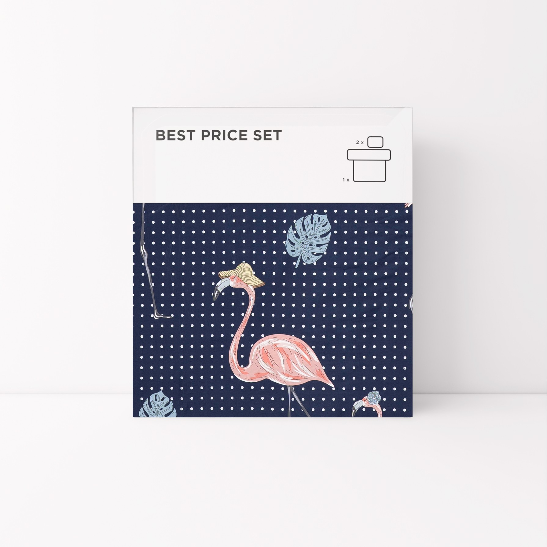 Best price 190 Flamingo on navy