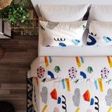Pillow case 259 Colorful