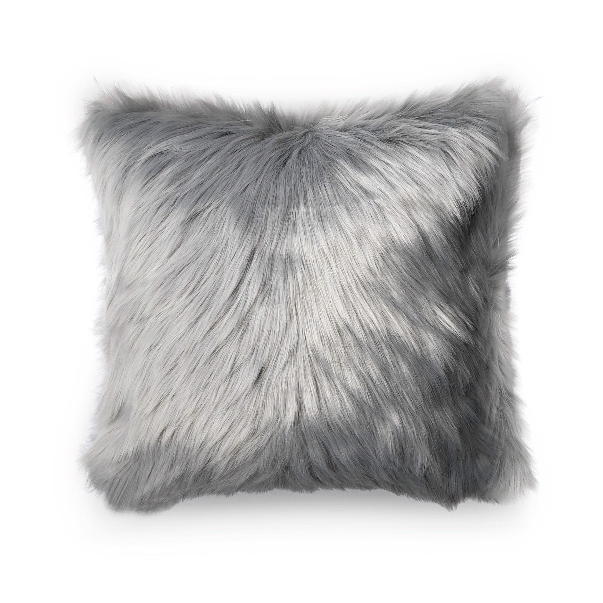 Cushion cover 77 Luxury Soft Fleece Grey