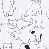 Pillow case 158 Cats