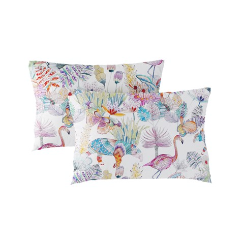 Pillow case 230 Happy garden