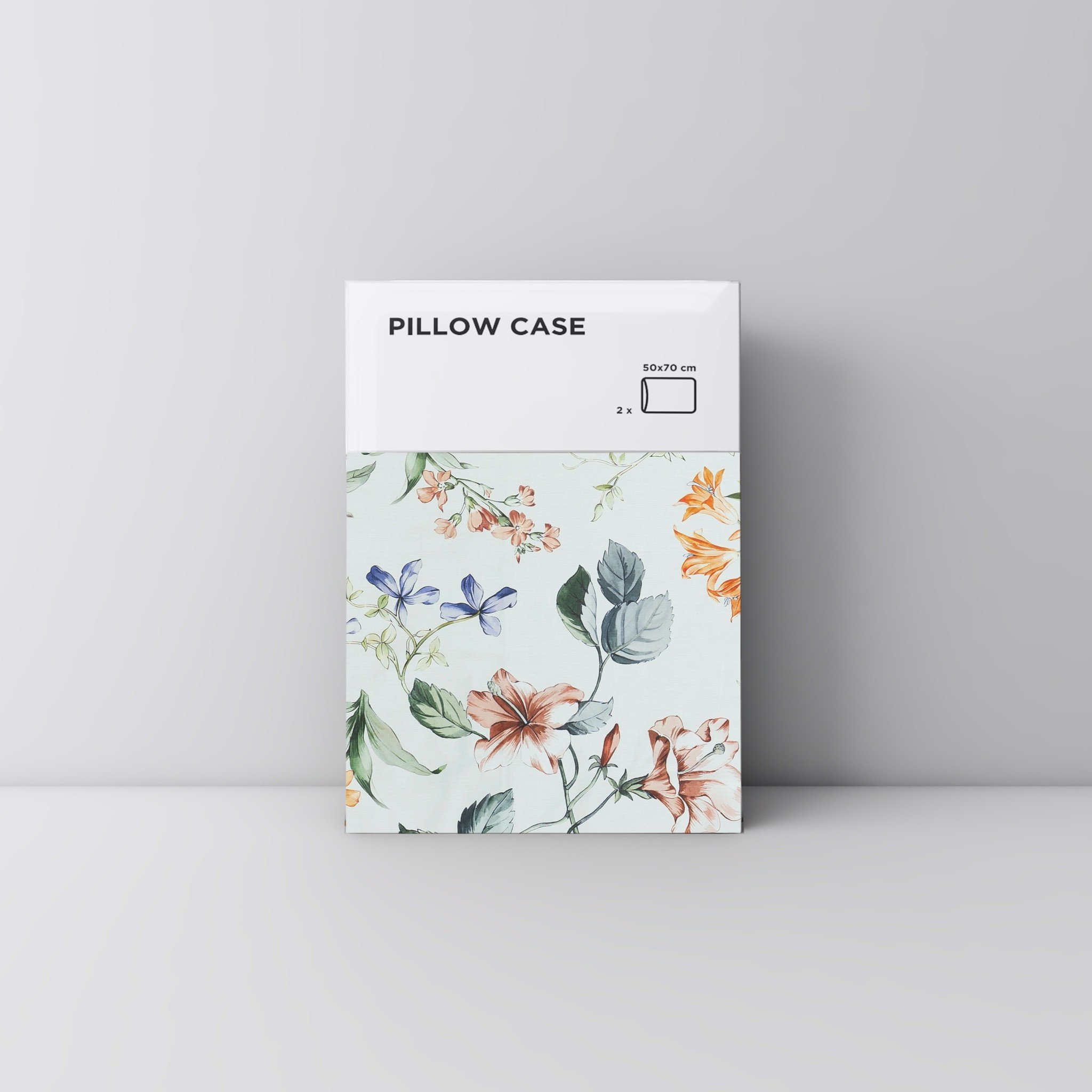 Pillow case 232 Floral