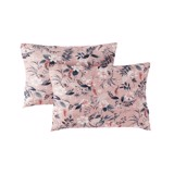 Pillow case 239 Flowers on pink