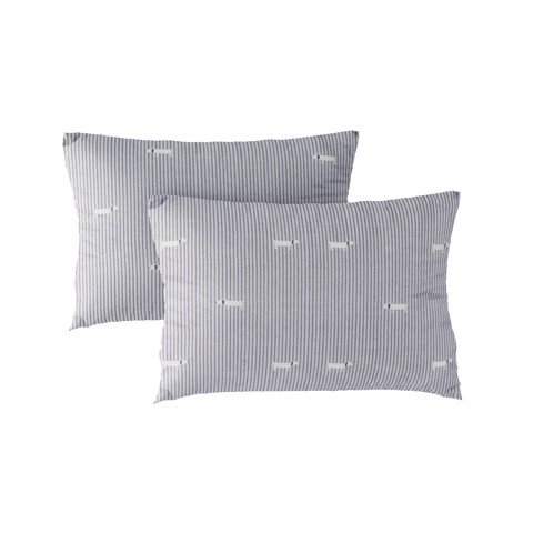 Pillow case 247 Dachshund on light grey