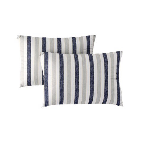 Pillow case 249 Multi stripe