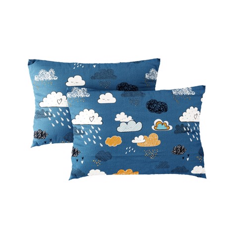 Pillow case 254 Colorful cloud