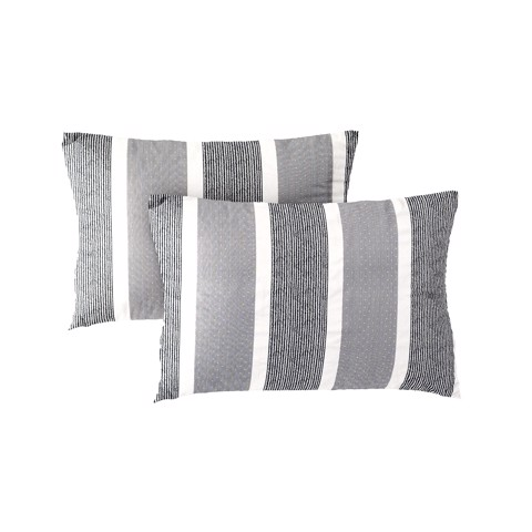 Pillow case 257 Digital stripes