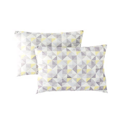 Pillow case 258 Scandi triangle
