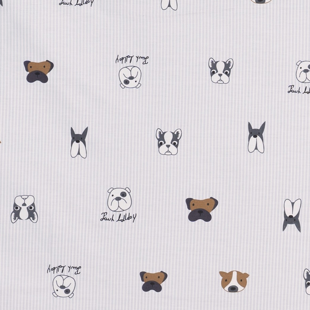 Pillow case 179 Dog team