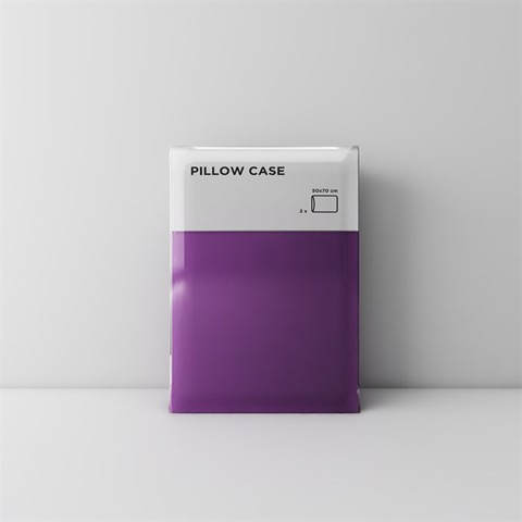Premium pillow case 15 Regal purple (2pcs)