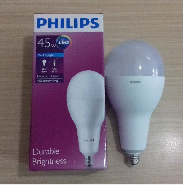 Bóng Led bulb 45W Philips