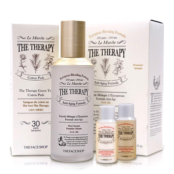 (SET) THE THERAPY FIRST SERUM