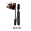 Mascara THEFACESHOP 2 IN 1 CURLING MASCARA 02 BROWN