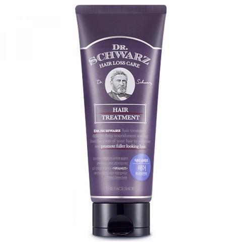 Kết quả hình ảnh cho Dầu xả The Face Shop Dr.Schwarz Hair Treatment 200ml