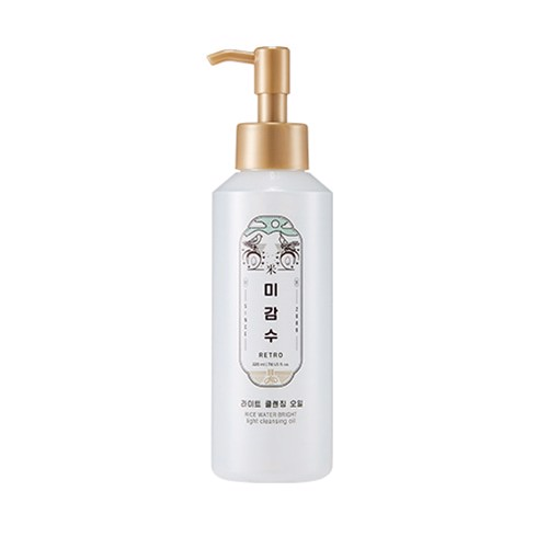 [SPECIAL EDITION] Dầu Tẩy Trang Làm Sáng Da THEFACESHOP RICE WATER BRIGHT LIGHT CLEANSING OIL 225ml