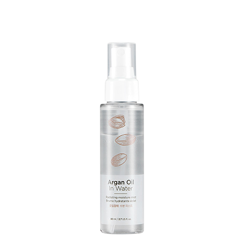 Xịt Khoáng THEFACESHOP ARGAN OIL IN WATER RADIATING MOISTURE MIST
