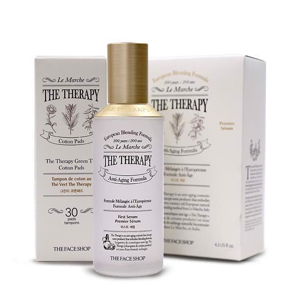 Nước Thần Phục Hồi Da THE THERAPY FIRST SERUM 130ml