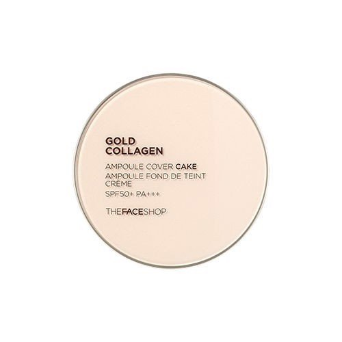 Kem Nền TFS GOLD COLLAGEN AMPOULE COVER CAKE SPF50 PA+++