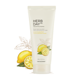 Kem Tẩy Trang HERB DAY 365 MASTER BLENDING FACIAL CLEANSING CREAM LEMON & GRAPEFRUIT 170ml