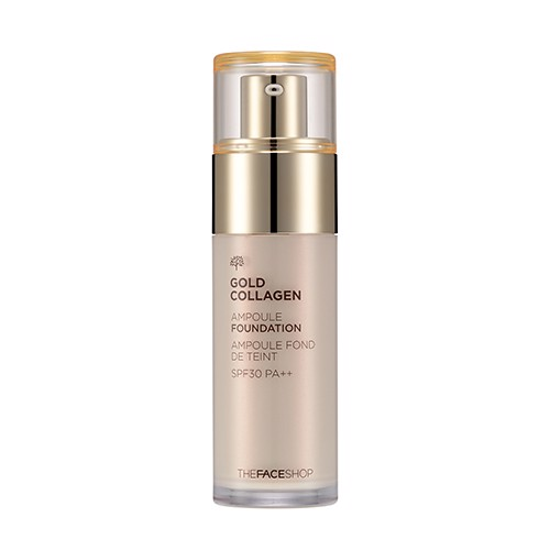 Kem Nền TFS GOLD COLLAGEN AMPOULE FOUNDATION SPF30 PA++
