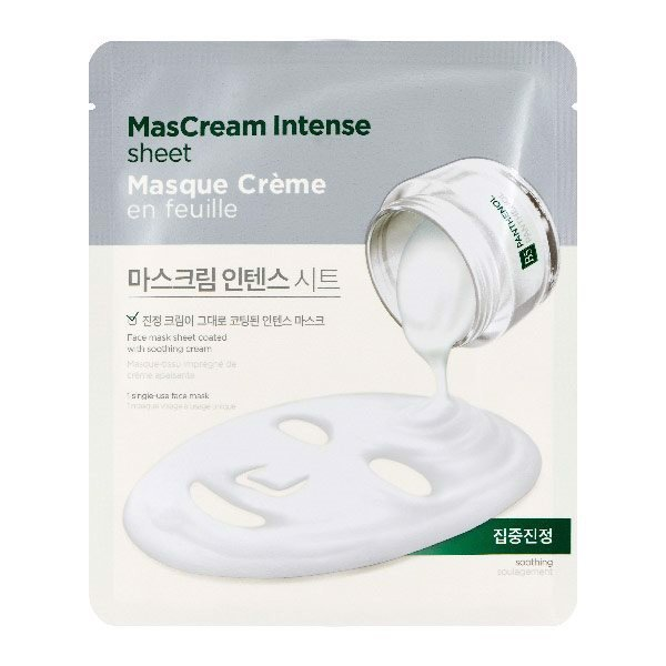 Mặt Nạ Giấy MASCREAM INTENSE SHEET_SOOTHING
