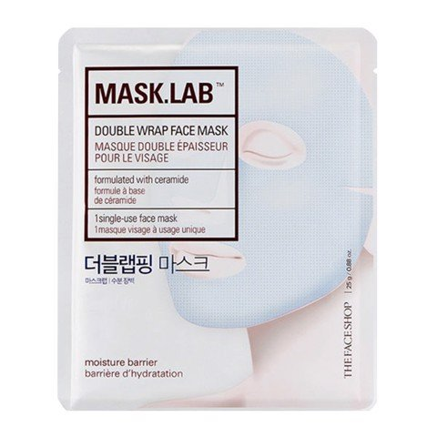 Mặt Nạ Giấy MASK.LAB DOUBLE WRAP FACE MASK
