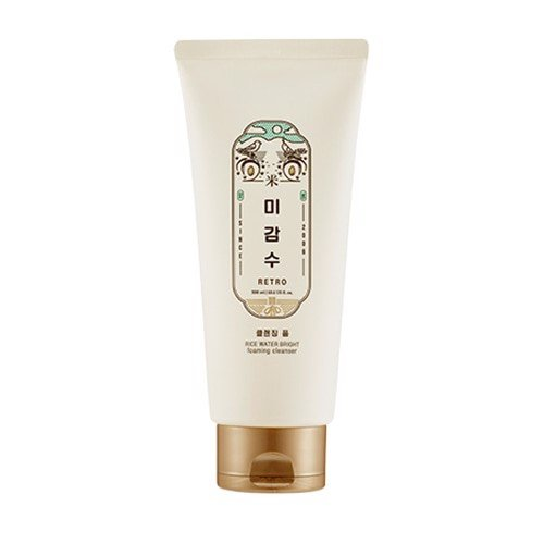 [SPECIAL EDITION] Sữa Rửa Mặt Làm Sáng Da THEFACESHOP RICE WATER BRIGHT FOAMING CLEANSER 300ml