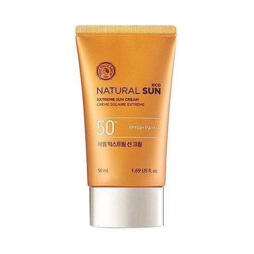 Kem Chống Nắng NATURAL SUN ECO EXTREME SUN CREAM SPF50+/PA++++
