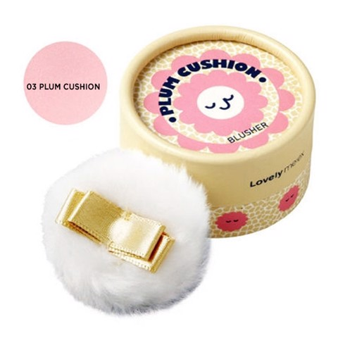 Phấn Má Hồng LOVELY MEEX PASTEL CUSHION BLUSHER 5G