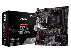 MSI A320M PRO-M2 V2 (AMD Socket AM4)