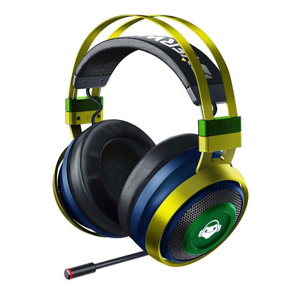 Tai Nghe Razer Nari Ultimate – Overwatch Lucio Edition