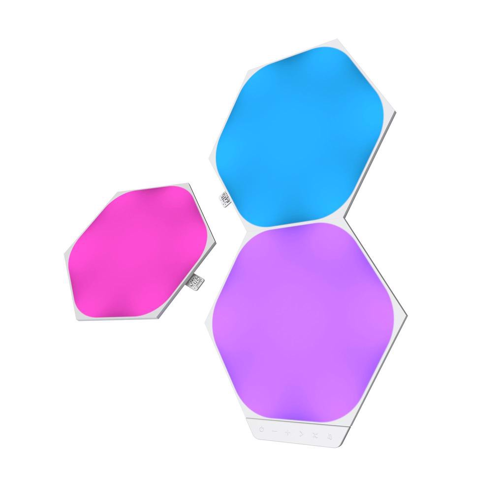 Đèn Thông Minh Nanoleaf Shapes Hexagons - Expansion Pack (3 pieces)