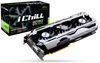 Inno3d GeForce GTX1070 iChill X3 AIR BOSS 8GB GDDR5
