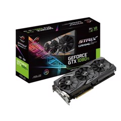 ASUS ROG GTX 1080 Ti Strix 11GB Gaming 352Bit DDR5X