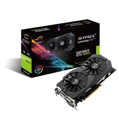 Asus ROG Strix GeForce® GTX 1050 Ti OC 4GD5 Gaming 128bit