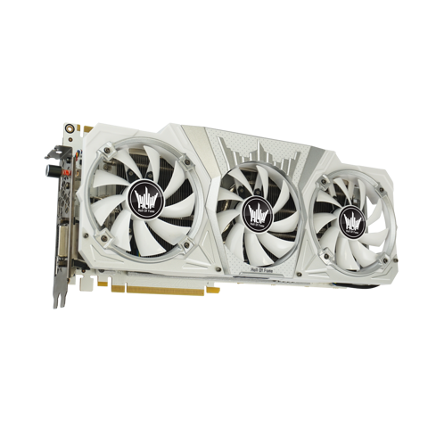 Galax GTX 1080 Hall of Fame White 8GB